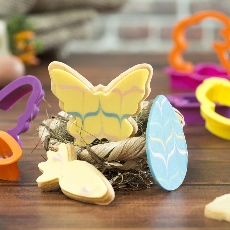 Golosi Biscotti di Pasqua