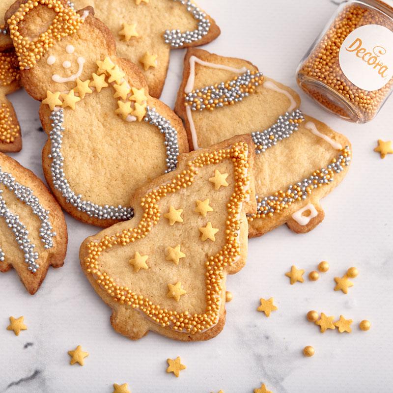 Biscotti Natalizi Mandorle e Limone
