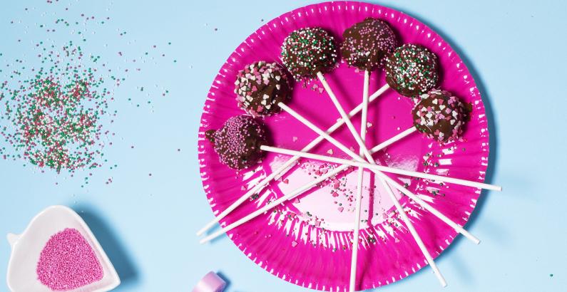 Cake Pops Mille Colori