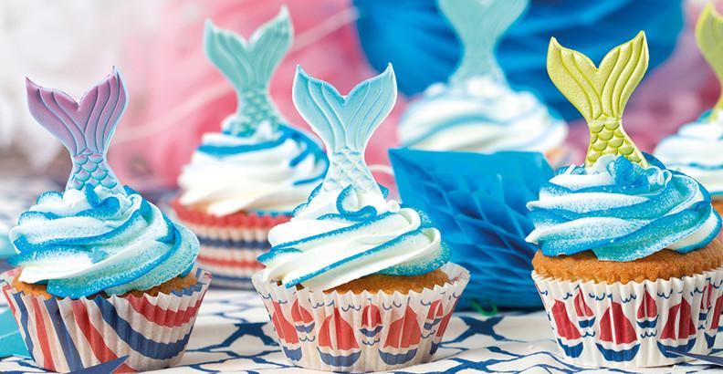 Cupcakes Fantasia del Mare