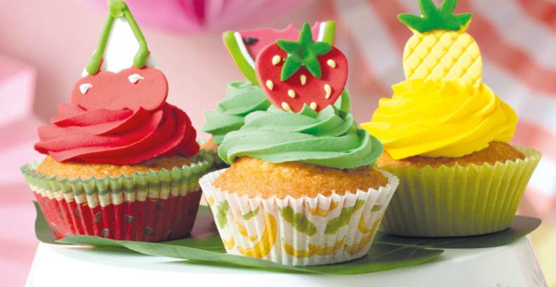 Cupcakes alla Frutta