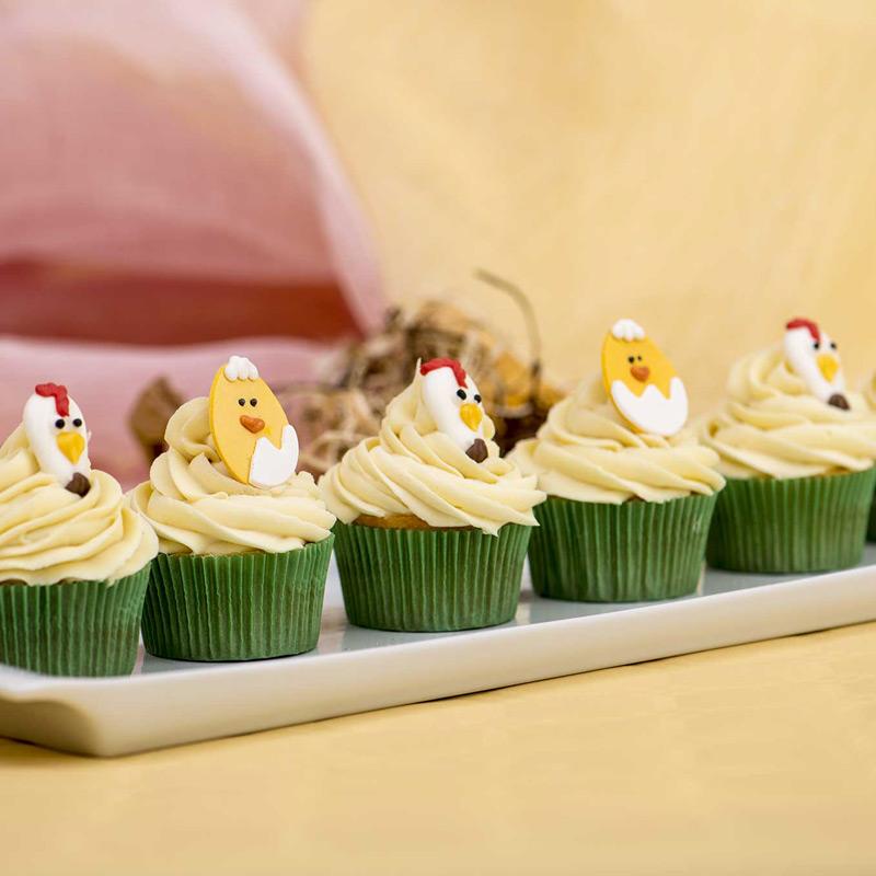 Cupcakes alla Mela