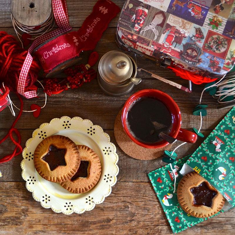 Hand Pies di Natale