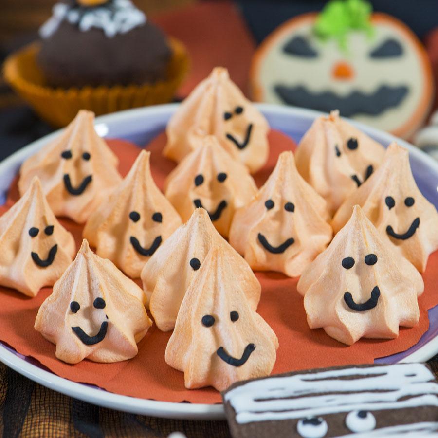 Meringa di Halloween