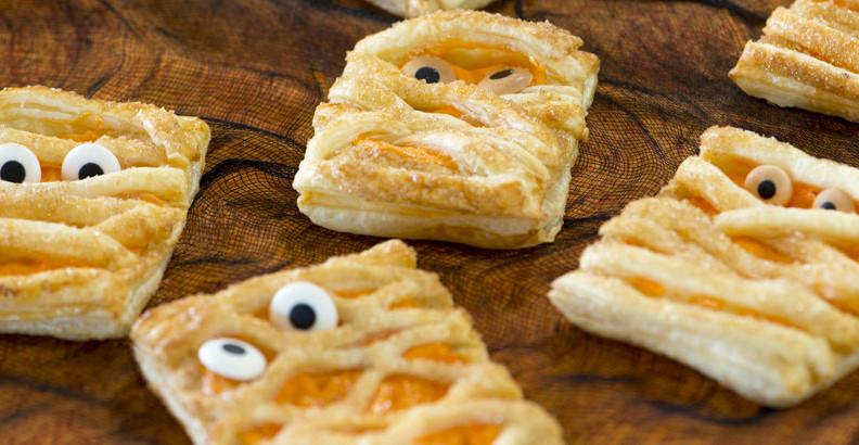 Mummie di Pasta Sfoglia