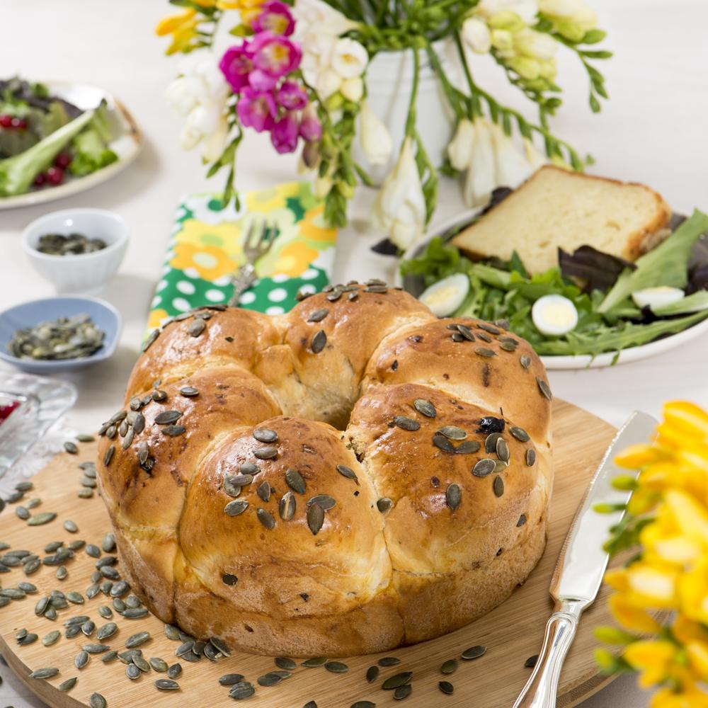 Pan Brioche di Patate