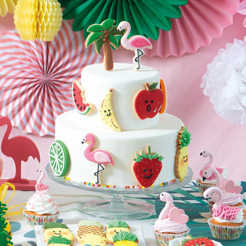 Torta Frutta Red Velvet