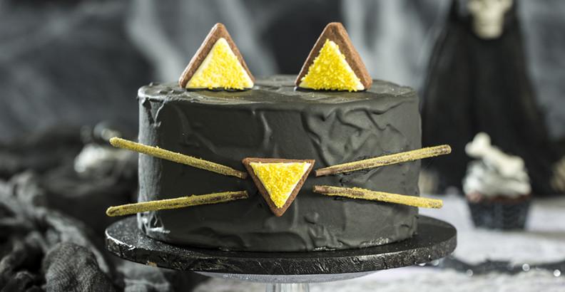 Torta Gatto Nero