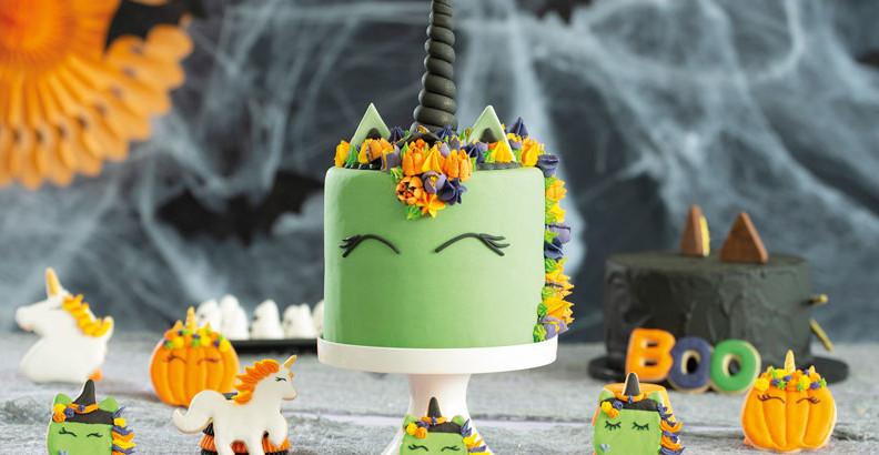 Torta Strega Unicorno
