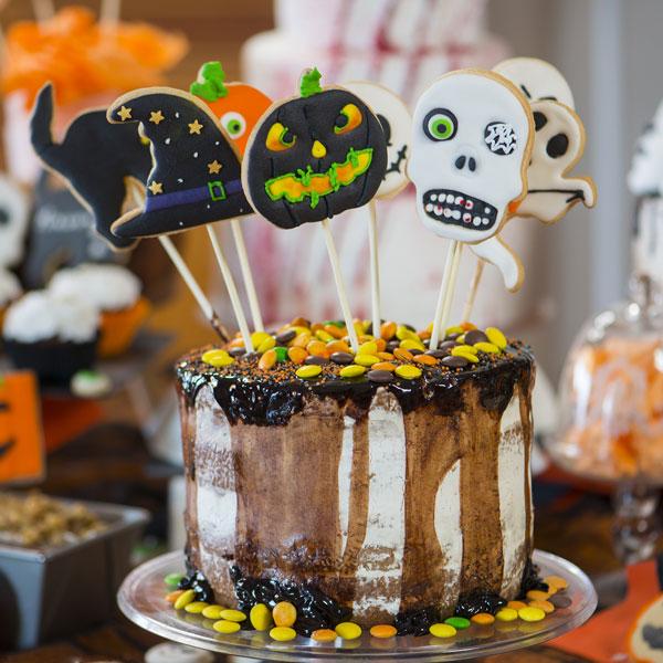 Torta Happy Halloween