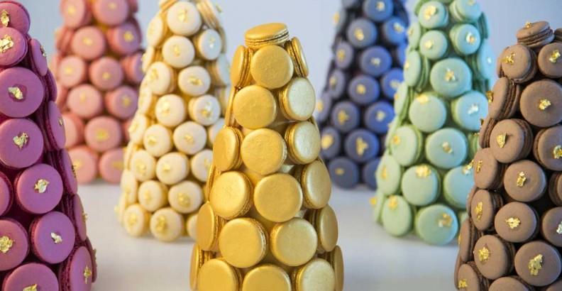 Alberi di Macarons