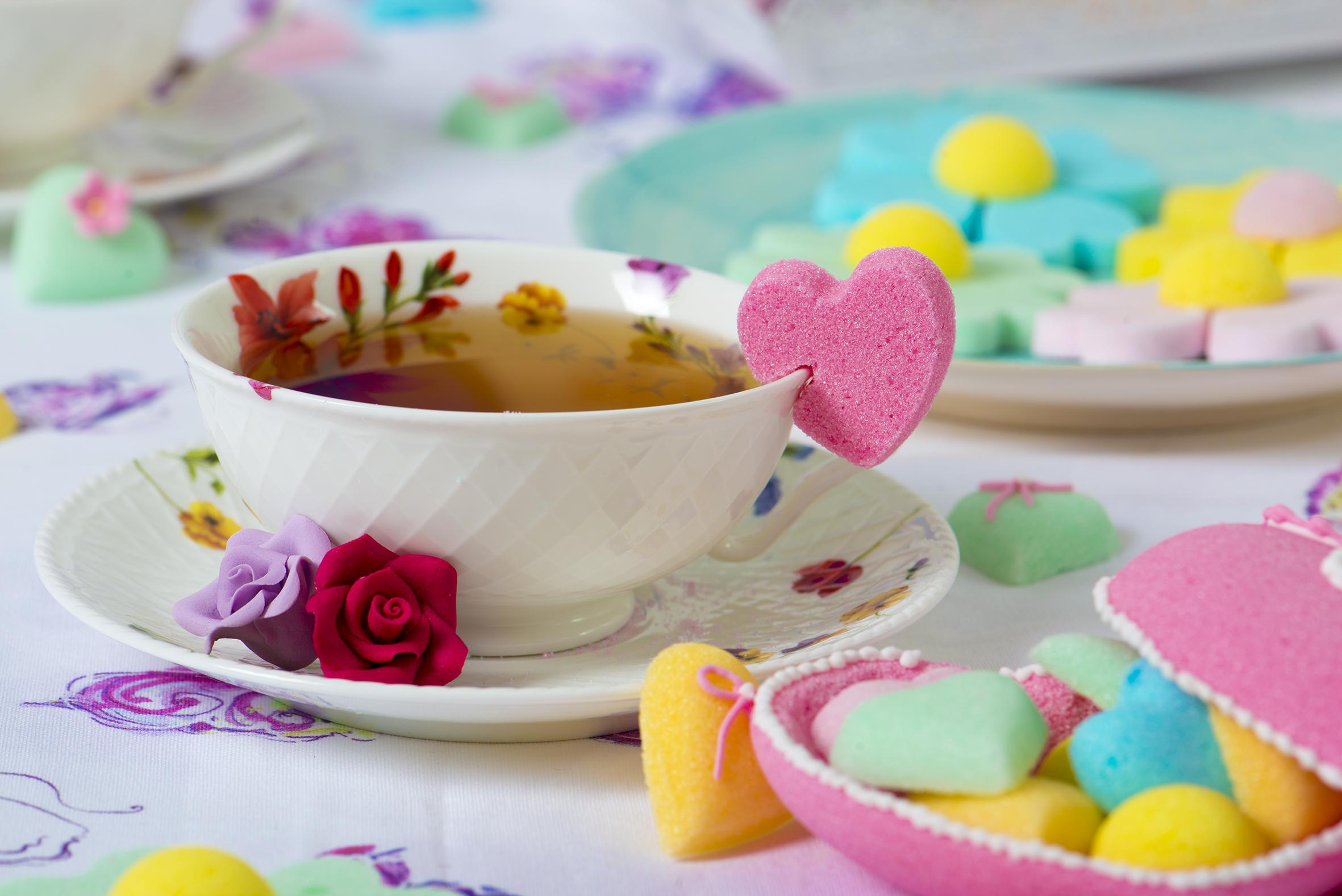 Un thè con amore