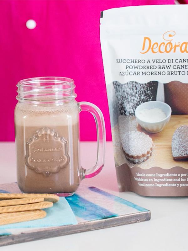 Milkshake al Cioccolato