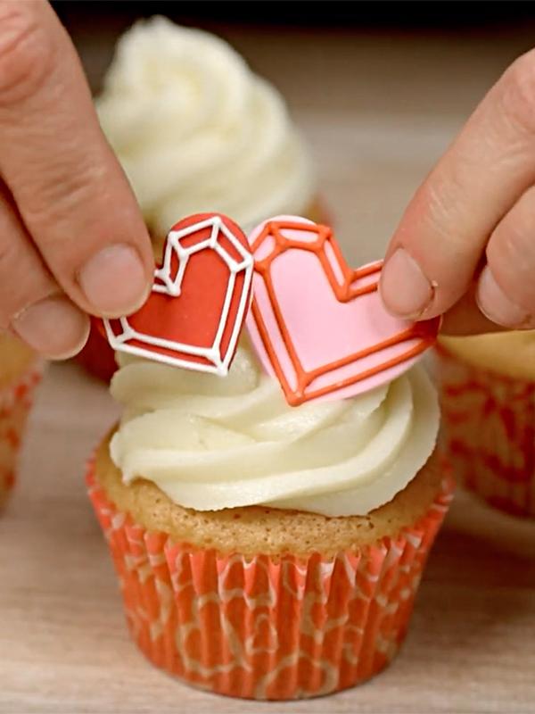 Un Cupcake dal Cuore