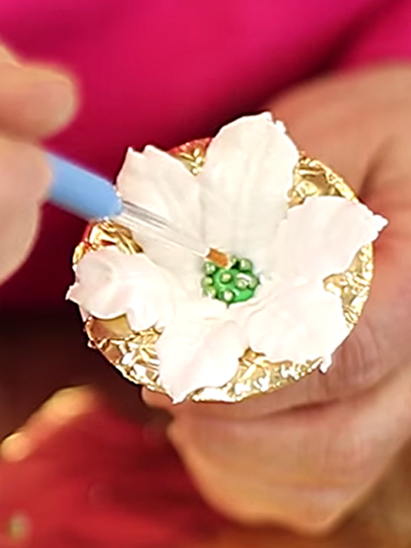 Fiore in Ghiaccia Reale