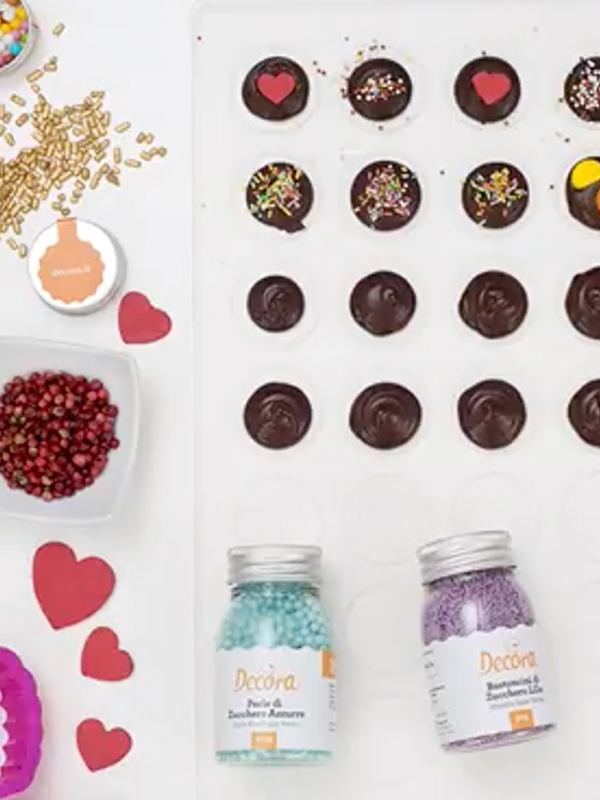Dischetti di Cioccolato