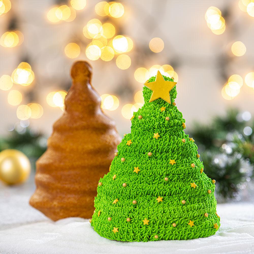 Albero Di Natale 3d.Stampo 3d Albero Di Natale Decora