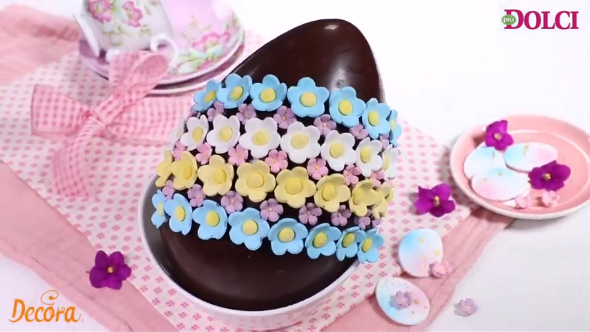 Uova di Cioccolato con piùDolci