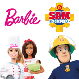 Barbie e Sam