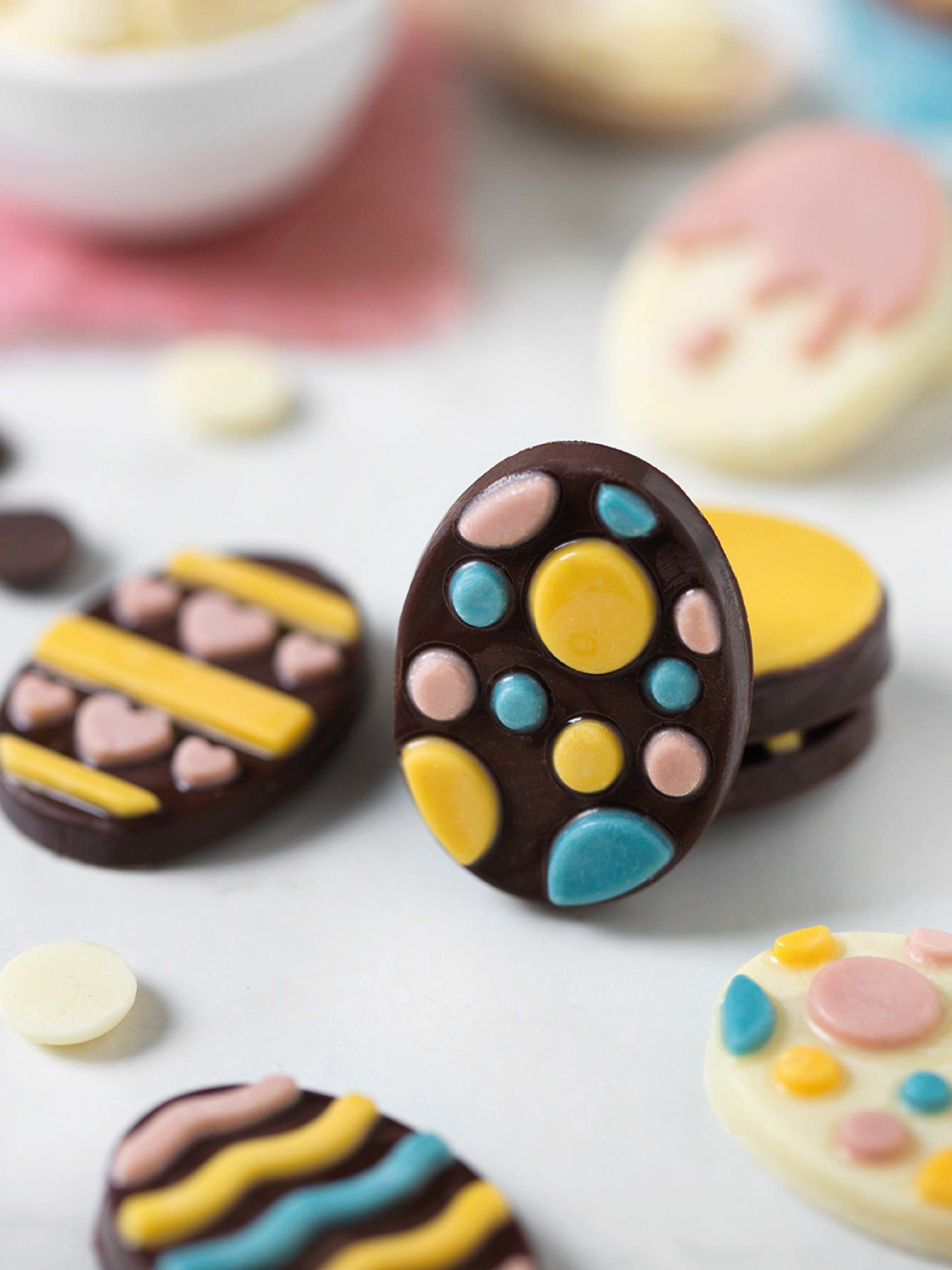 Ovetti di Cioccolato Pasquali