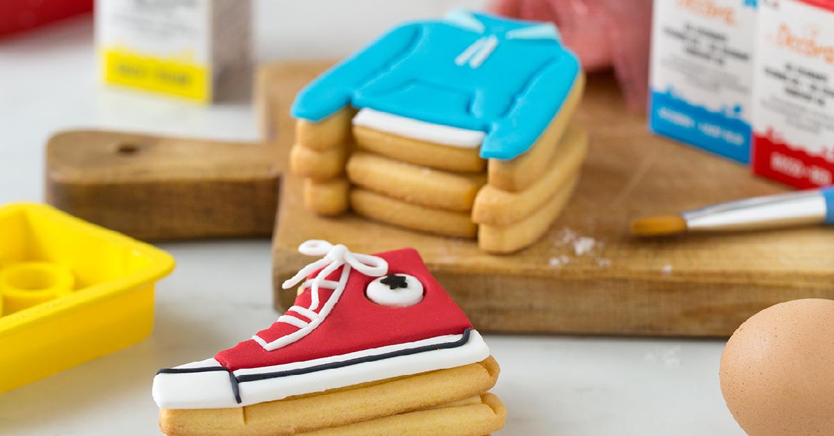 Biscotti di pasta frolla Teenagers